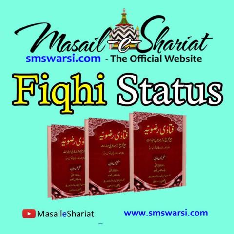 Fiqhi Status